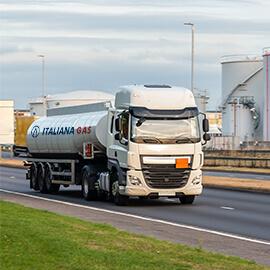 Trasporto gas metano e combustibili milano lombardia